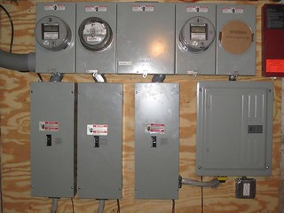 Metering and Disconnects | by Lauterborn Electric