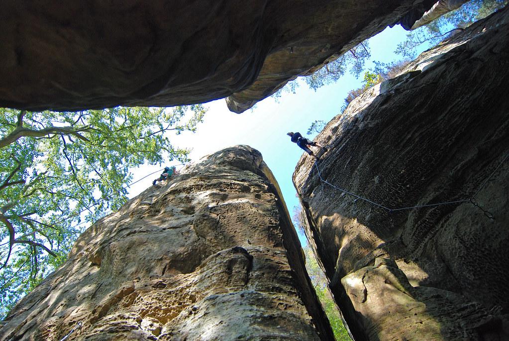 Dating een rots klimmer