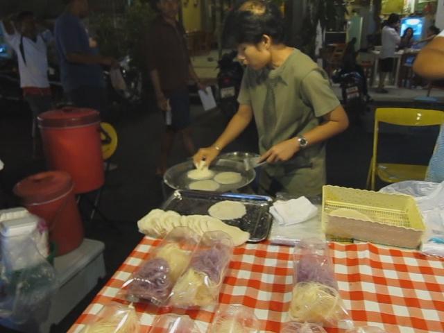 Cooking Skills at the Trang Night Markets