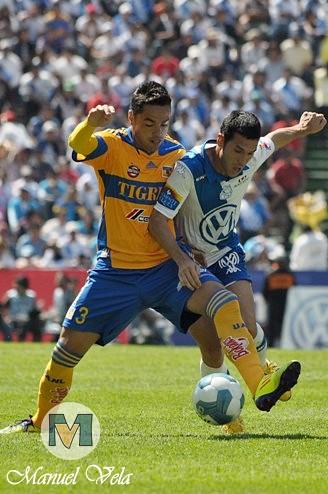 DSC_0774 Puebla FC cae 0-1 ante Tigres UANL y se queda fuera de la Liguilla partido disputado en el Estadio Cuauhtémoc por LAE Manuel Vela