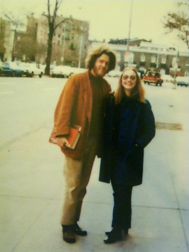 Bill and Hillary in College | by PunkToad