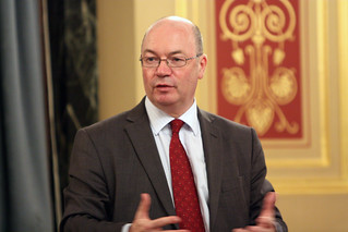 Alistair Burt | by Foreign and Commonwealth Office