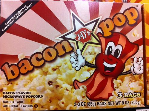 Bacon Flavor Popcorn | by primatepatio