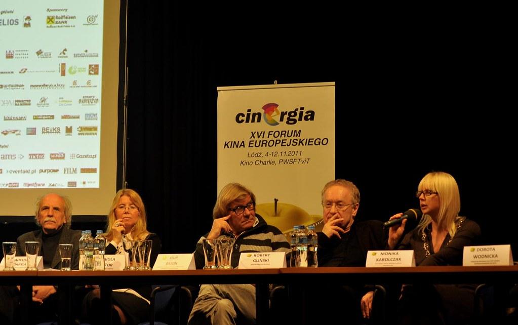 Konferencja prasowa XVI FKE Cinergia