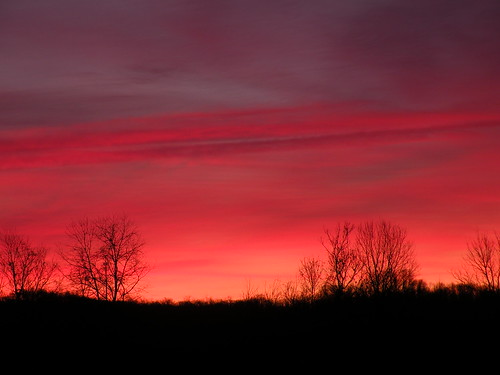 pink november ohio sky night sunrise purple bellbrook geotaggedohio washingtonmillpark kkfrombb