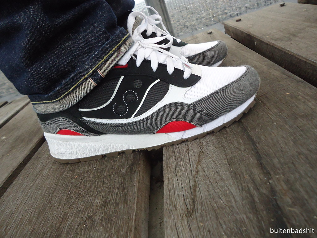 best service a07b0 99151 Saucony Shadow 6000 Invictus x