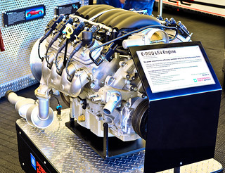 E-ROD LS3 Engine - Las Vegas Motor Speedway | by TDelCoro