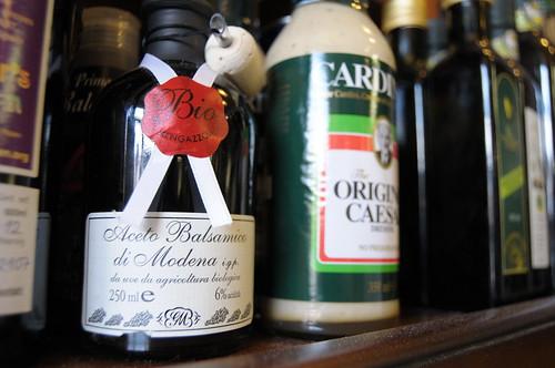 balsamic vinegar. | by kathryn in stereo
