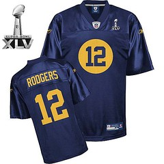 Green-Bay-Packers-12-Aaron-Rodgers-Blue-Super-Bowl-XLV-2011-Jersey