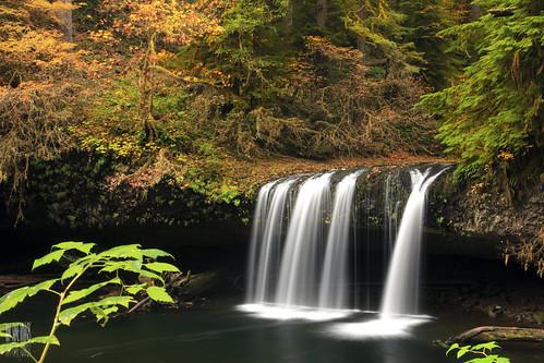 Upper Butte Creek Falls | by Ian Sane