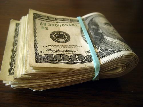 100 Dollar Bills | by 401(K) 2013