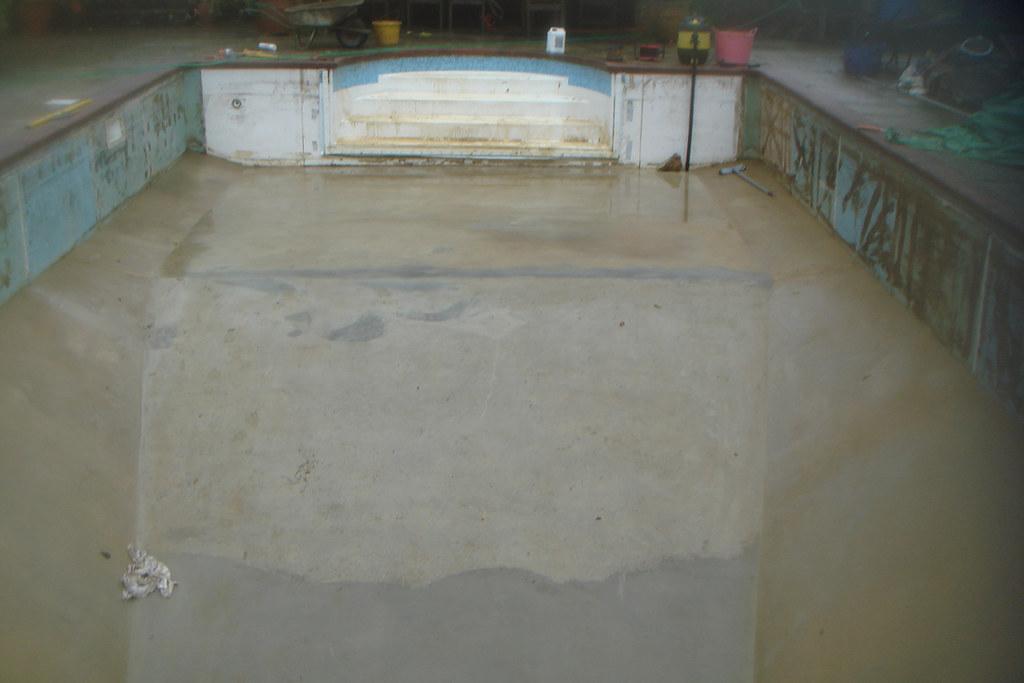 Swimming Pool Floor Screed 11   Swimming Pool Refurbishment ...