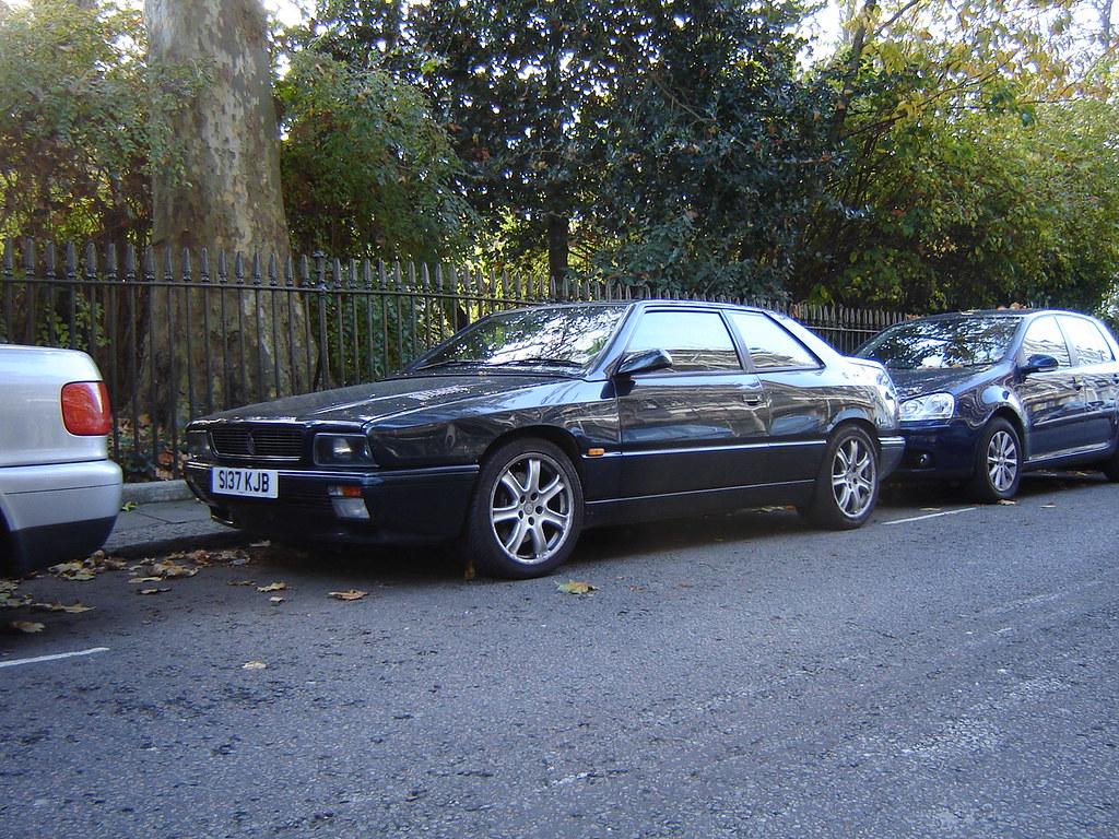 Maserati Ghibli II 2.8 1998   I adore these and the ...