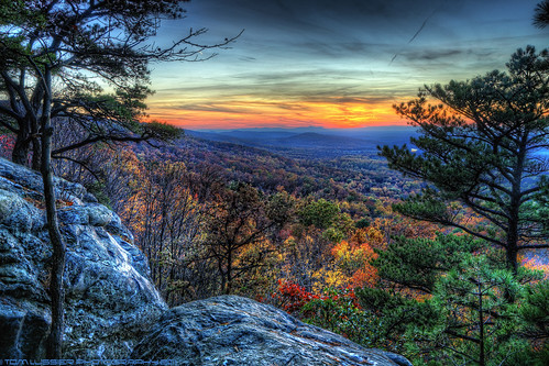 autumn sunset usa tree virginia nikon fallcolor fallcolors bearsden d300 bluemont beartooth clarkecounty tomlussier landscapespec2013