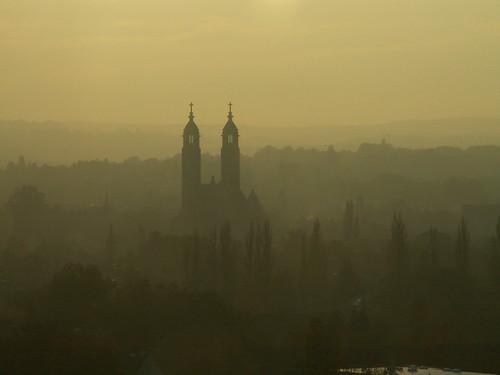 Nebel in Dresden der Herbst beginnt da kam mir, Elbflorenz, ein Wort in den Sinn dein Wort am Abend, es ist vollbracht 165