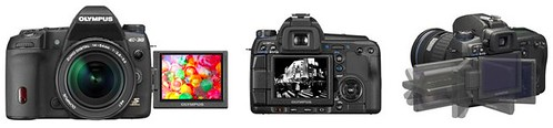 Olympus E-30 - Articulating LCD | by ** David Chin **