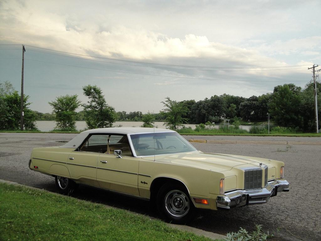 1978 Chrysler New Yorker Brougham