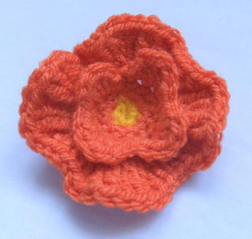 California Poppy Crochet Pattern (III) | by Siona Karen