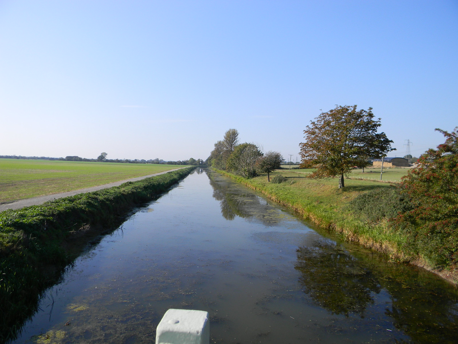 Royal Military Canal Ham Street to Appledore