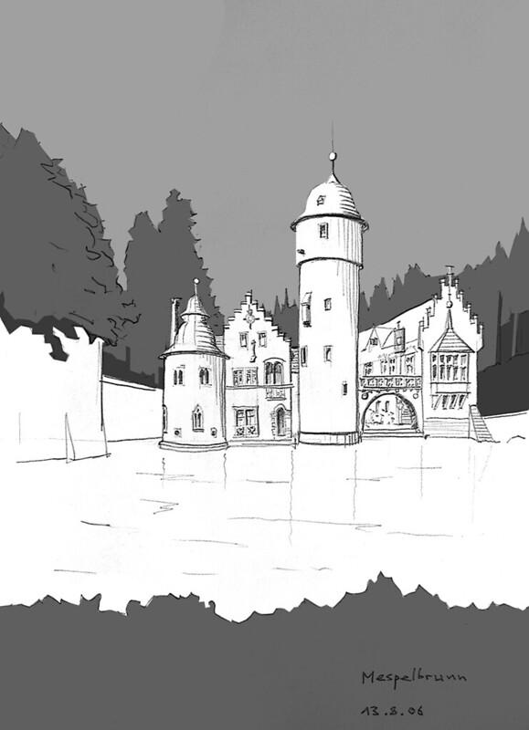 Schloss Mespelbrunn 2006