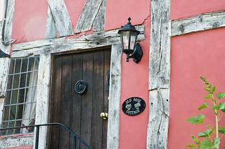 Old Rose Cottage, Lavenham, Suffolk | by hilofoz