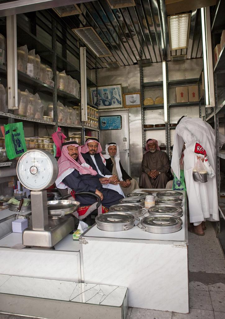 Taif honey market - Saudi Arabia | A funny moment: everybody… | Flickr