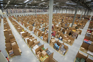 Amazon - official opening | by Scottish Government
