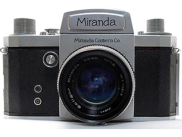 ミランダT + ソリゴール 50mm F1.9