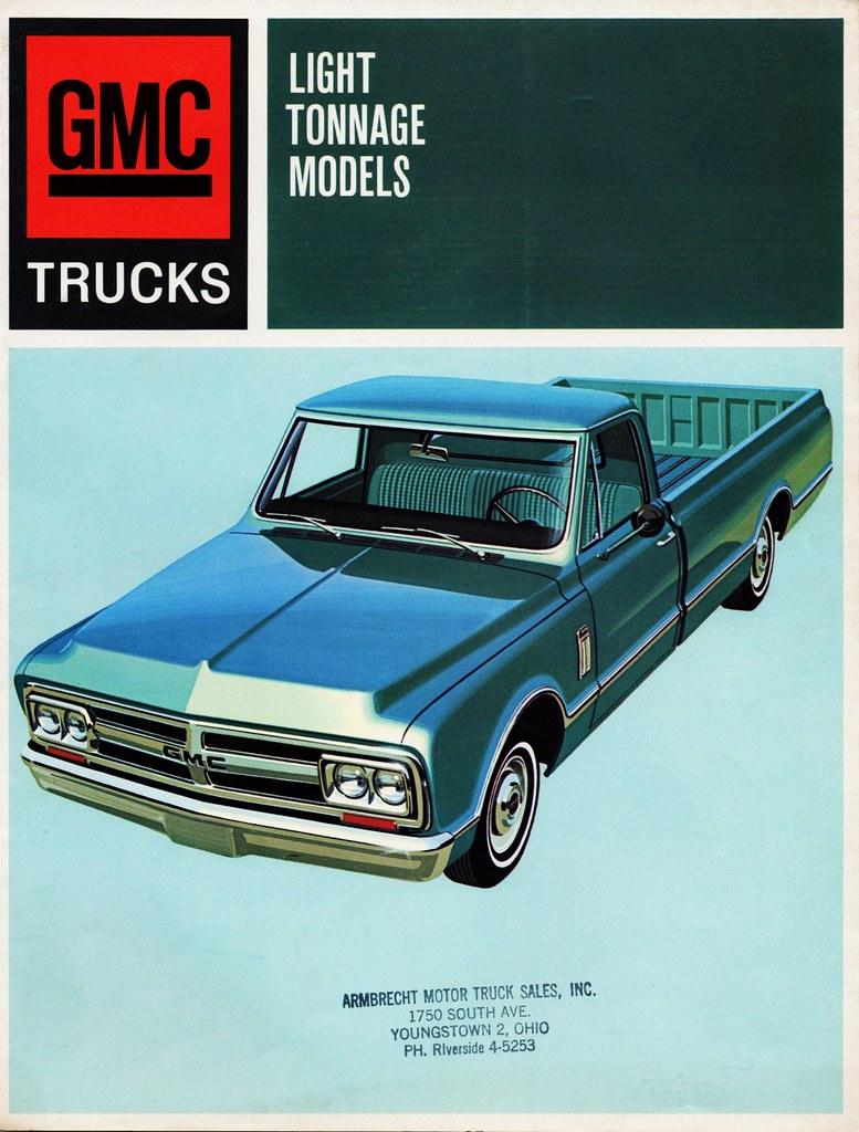 1967 GMC Pickup | Alden Jewell | Flickr