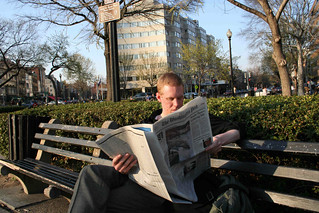 03.Newspaper.DupontCircle.WDC.30mar06 | by Elvert Barnes