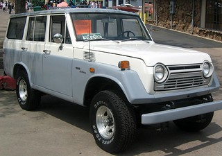 Land Cruiser   by Paul L Dineen