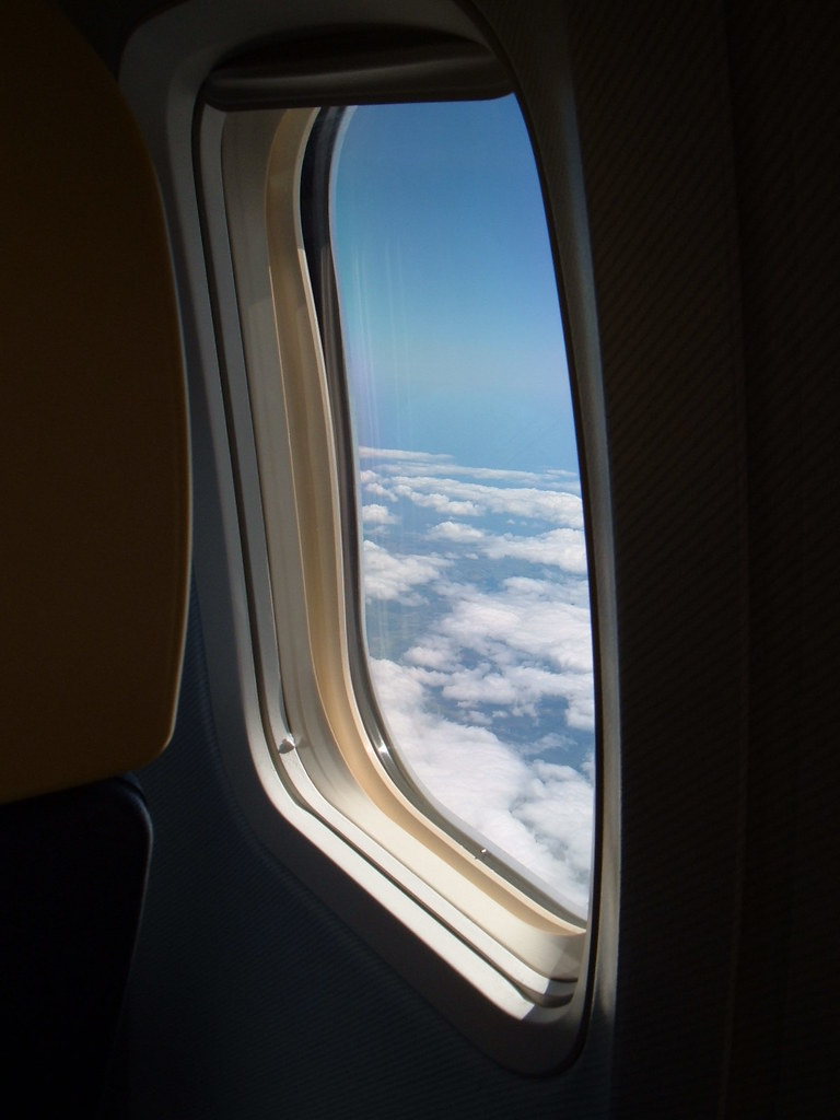 Obligatory Shot Of Aeroplane Window Joining The 2348294879 Flickr