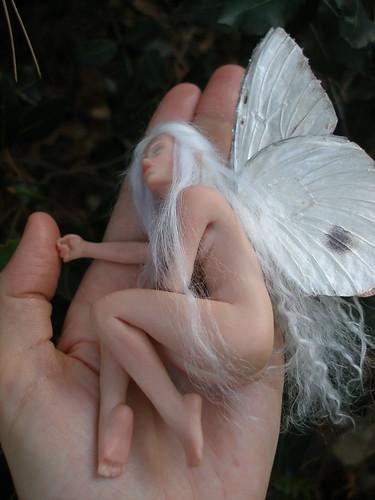 #16 Bellance ~ White Butterfly | by Rosa Grueso