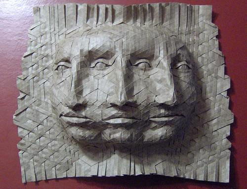 triplet 1   by origami joel