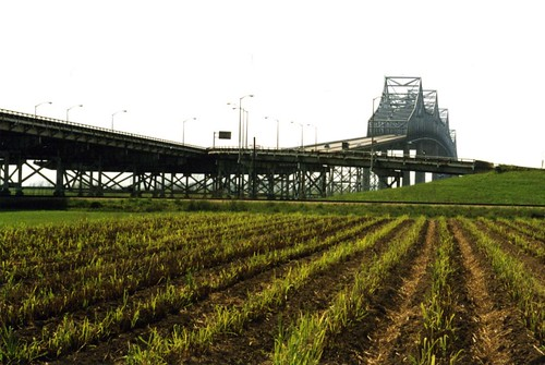 bridge river photo louisiana steel bridges mississippiriver sorrento bridging donaldsonville cantileverbridge sunshinebridge bridgepixing bridgepix bridgeblog bridgephoto bridgepicture