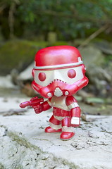 Pop Addict Customs Star Wars Peppermint Trooper