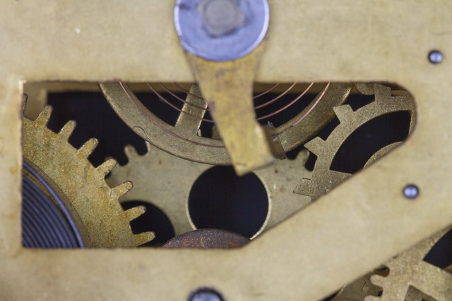 Clockwork -[ Macro Mondays ]-
