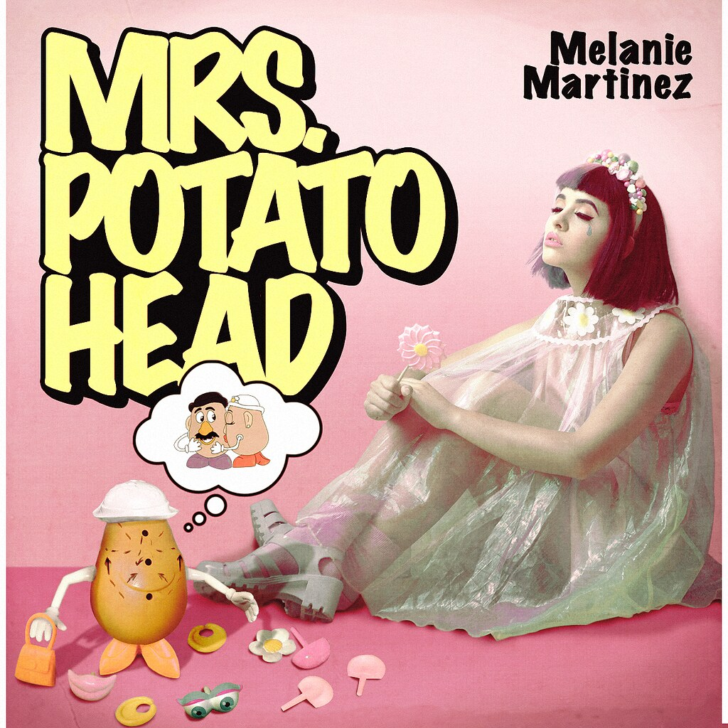 Mrs. Potato Head - Melanie Martinez | Oh, Mr. Potato Head te… | Flickr