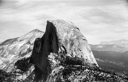 "Image titled ""Half Dome, from Glacier Point, Yosemite."""