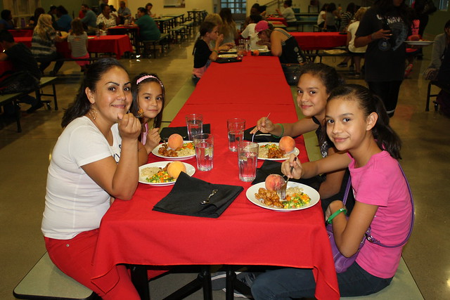 Homework Diner at Wilson Middle School
