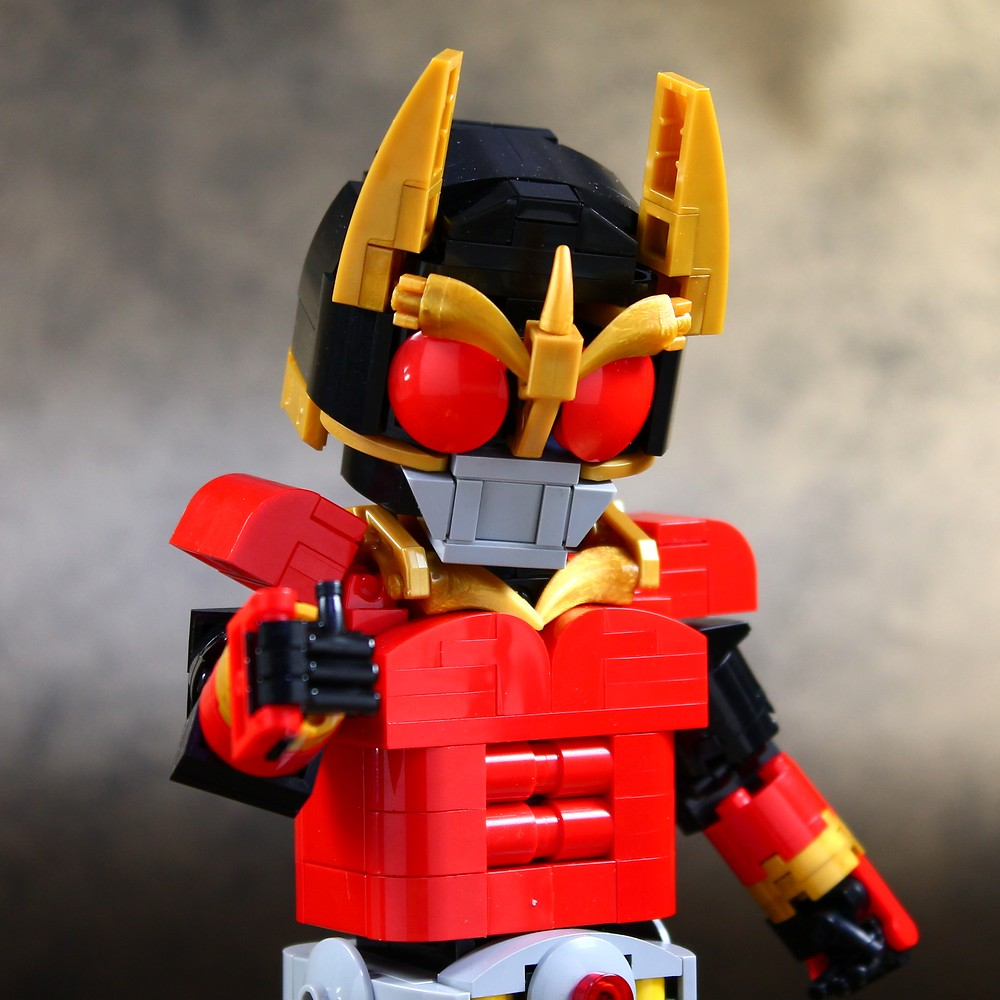 Kamen Rider Kuuga | More pictures are on the blog  blog live