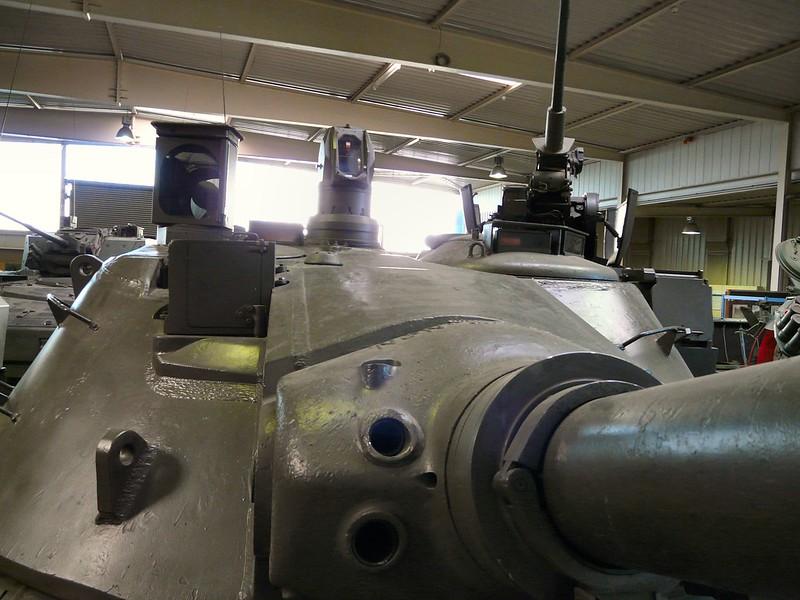 MBT-70 Experimental 6