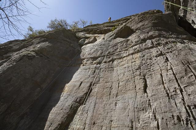 Bee Rock, Putnam County, Tennessee