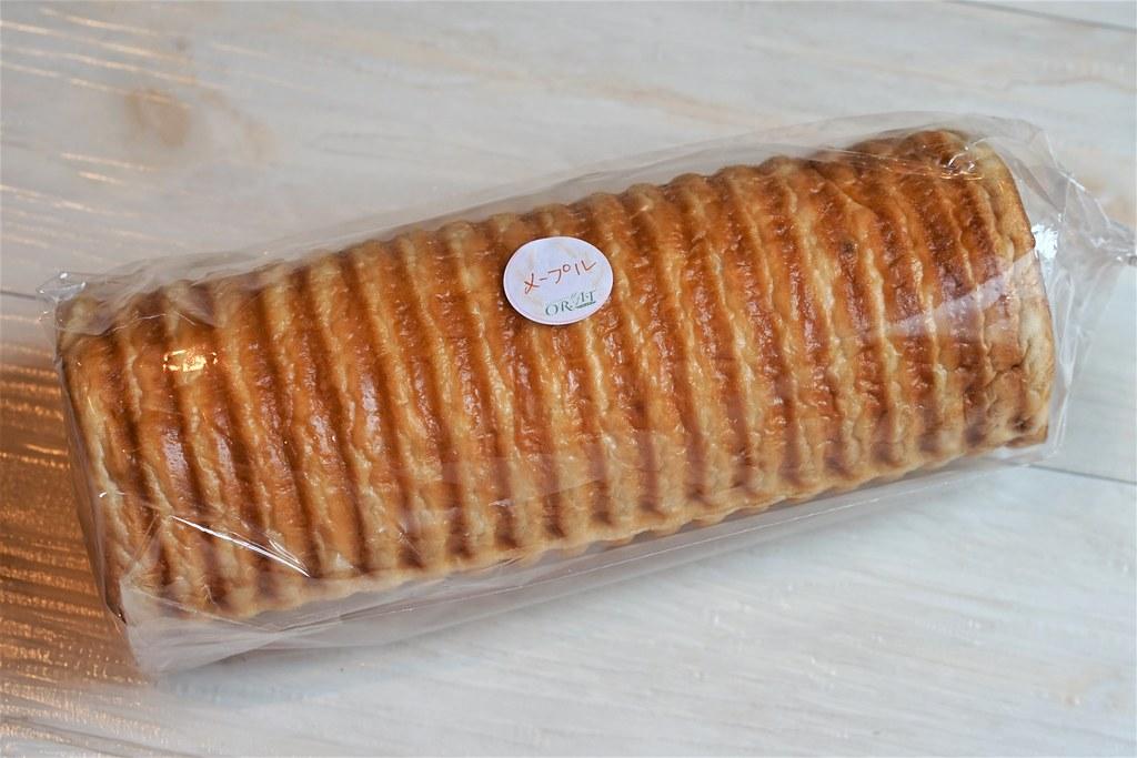 ラウンド食パン メープル