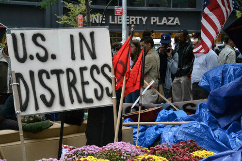 Occupy Wall Street, October 12 | by NLNY