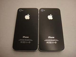 iPhone 4 vs. iPhone 4S | by renatomitra