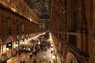 Galleria Vittorio Emanuele II   by br1dotcom