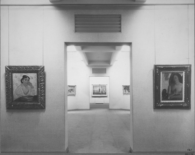 MoMA's First Exhibition1929