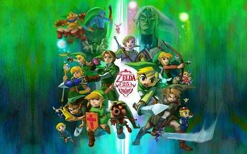 The Legend of Zelda 25th Anniversary | by Ricardo Saramago