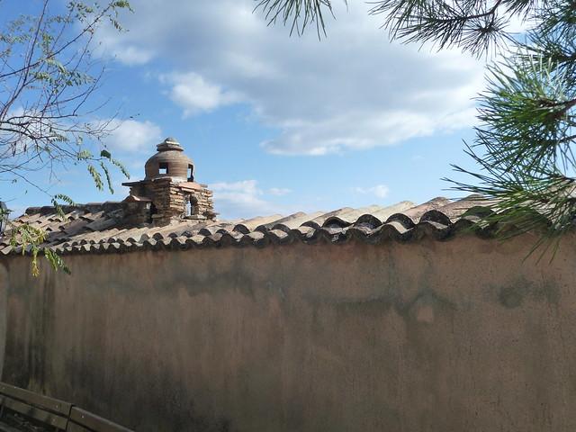Tetto del Convento di Monte Stella